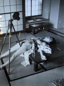 Nobuyoshi Araki, Tokio 1940, Fuku-Koi, Love in winter, 1997