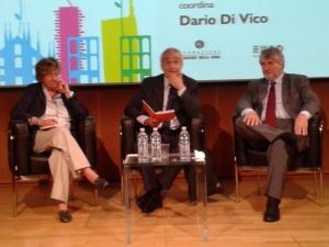 Camusso e Poletti alla Fondazione Corriere