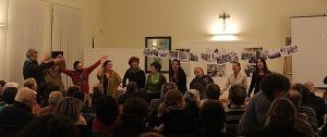Volti delle donne di un tempo, 8 marzo 2013, Poggiardo, finale
