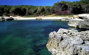 Nella foto una veduta di Porto Selvaggio