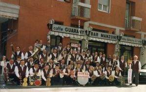 La Fracass Band diretta dal maestro Danilo Minoia