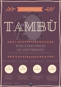 Calendario n°1 - Tambù