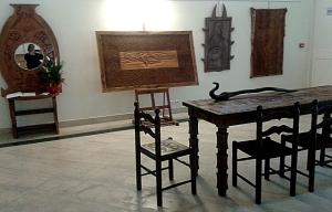 Sculture im legno di Vincenzo De Maglie