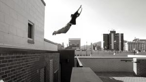 Parkour-Jump