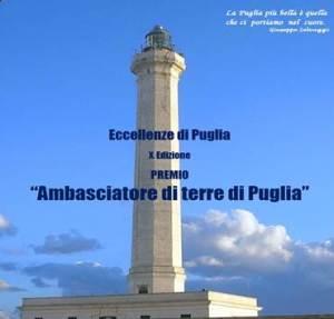 Ambasciatore di terre di Puglia X