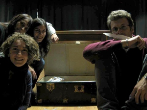 I4senza, Compagnia teatrale