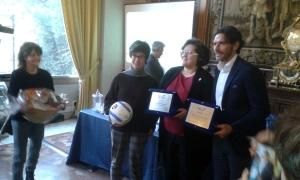 Alessandro Lucarelli e Lucia Rizzitelli di Assist